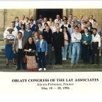 Let us pray for our 2nd Oblate Lay Associations Congress